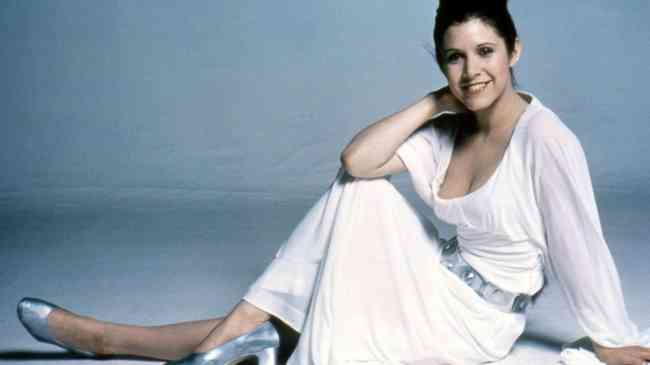 Carrie Fisher Net Worth, Age, Height, Career, and More