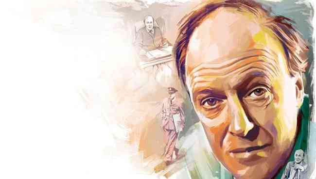 Roald Dahl Height, Age, Net Worth, Affair, Career, and More