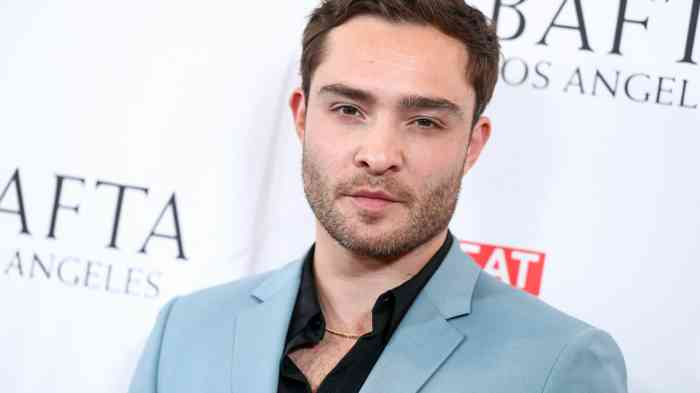 Ed Westwick Net Worth, Height, Age, Affair, Career, and More