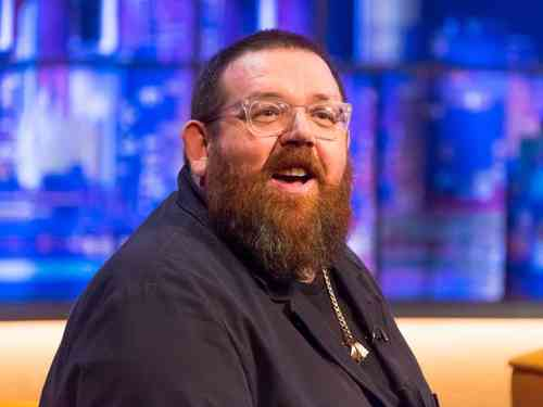 Nick Frost Net Worth, Age, Height, Career, and More